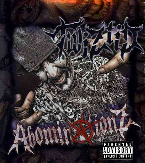 ABOMINATIONZ BY TWIZTID (CD)